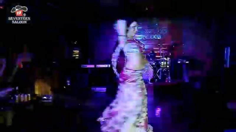 Belly Dance Show - Seventeen Saloon Sai Gon 2015 07 11 19476