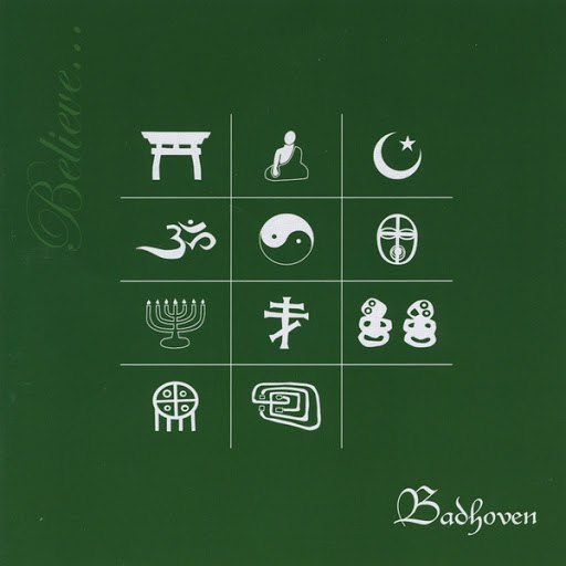 Badhoven альбом Believe
