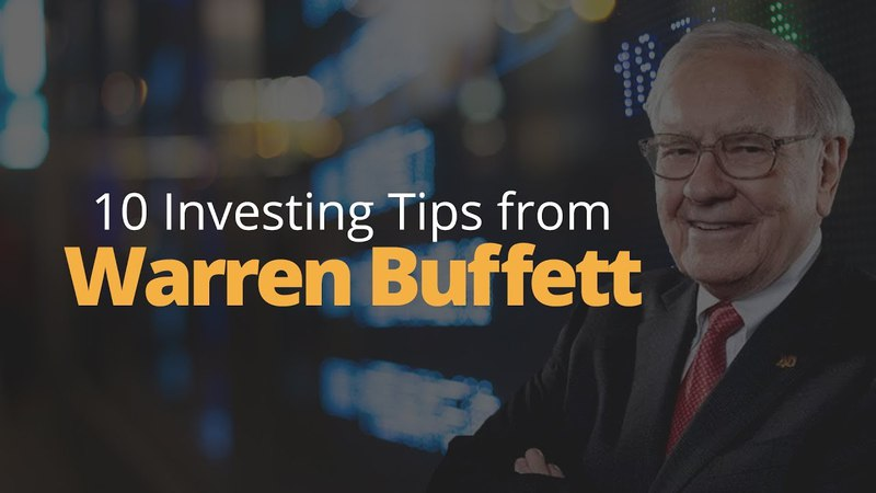 Warren Buffett's Top 10 Pieces of Investing Advice Phil Town