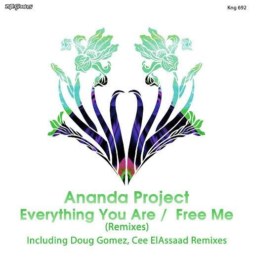 Ananda Project альбом Everything You Are / Free Me (Remixes)