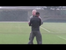 Wenger in training 21.02.2018