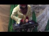 DJ Foxy Торжественное зажжение Новогодней ёлки