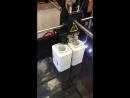 Процесс 3D печати орехоколок 3D принтер Raise 3D