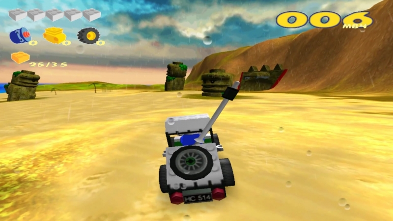 ⁄ Прохождение Lego Racers 2 ⁄ЧАСТЬ 25 ⁄ Собираем золотые блоки (35⁄35) ヽ(٭・ω・)ノ ⁄ » Freewka.com - Смотреть онлайн в хорощем качестве