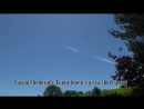 A short Chemtrail Spraying over Exeter Devon England 2017. Sunblock with milky skies is my forecast.