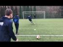Немного видео с тренировок «Волгаря» на сборах в Сочи