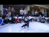Битва Стилей 07.04.2018 (Владимир) - BBoy Bubble Gum vs. BBoy Mini Max