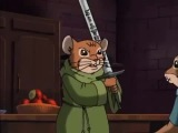 Redwall-Why aren't you on a holy Crusade