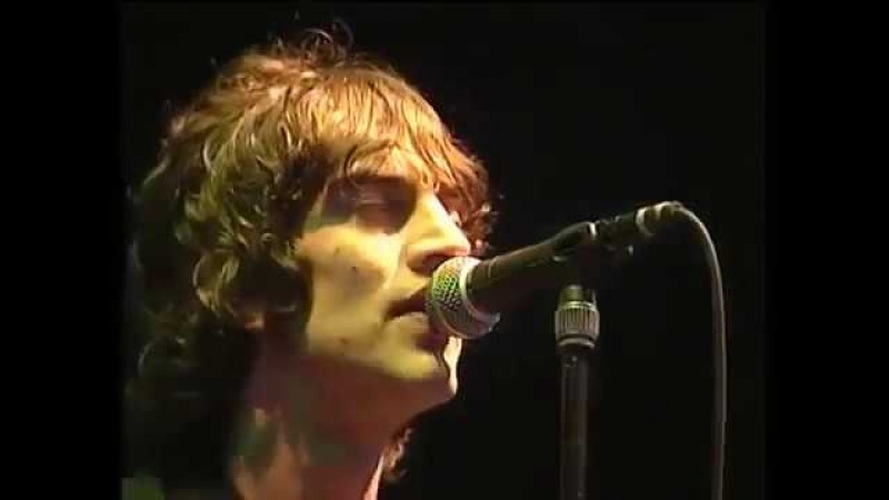 The Verve Live from Wigan Haigh Hall 1998 Weeping Willow