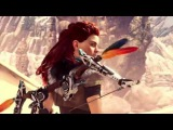 Monster Hunter World PS4 Trailer: Aloy Crossover Costume | PlayStation 4 | Paris Games Week 2017