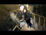 Double Backflip on a trials bike! - Fabio Wibmer 700K Challenge