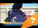 Полицейские сняли с грузовика дальнобойщика табличку в поддержку кандидата Грудинина