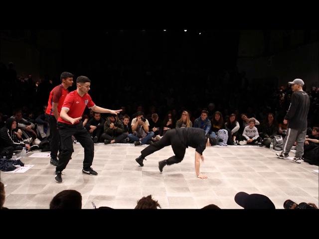 Sunni Karam vs The Heima [2on2 1/8 Final] ► LCB