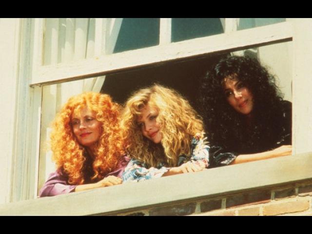 Видео к фильму «Иствикские ведьмы» (1987) Трейлер