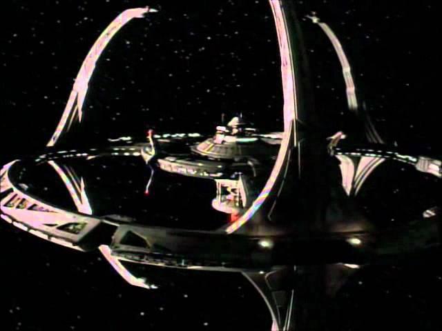 Star Trek Deep Space Nine Opening Credits (Season 1)