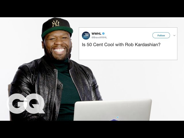 50 Cent Goes Undercover on Reddit, Twitter Instagram | Actually Me | GQ
