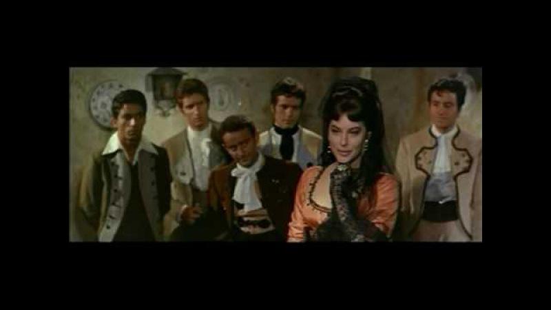 Обнаженная Маха 1958 Италия США Франция фильм