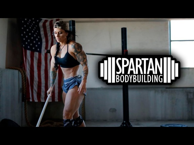 Ashley Horner training [NEW] | SPARTAN BODYBUILDING