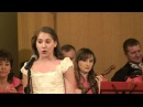 Виолетта Сабаева и Русский камерный оркестр Лад Пр ль з р к Р Ф Костикова Р С