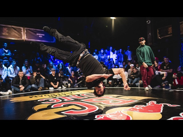 Admiracles vs Wolfer | Quarterfinal | Red Bull BC One Last Chance Cypher 2017