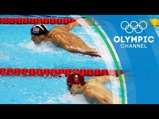 How To Improve Your Swimming Stroke Technique | Olympians' Tips