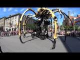 la machine Ottawa 2017 Kumo and Long-Ma