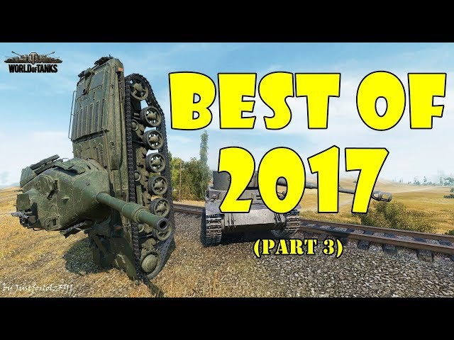 World of Tanks - Funny Moments | BEST OF 2017! (Part 3)