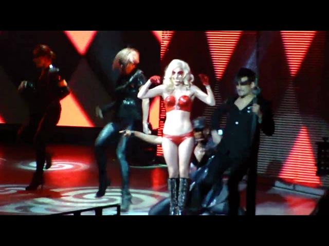 Lady Gaga - Poker Face (Live @ Monster Ball 1.0)