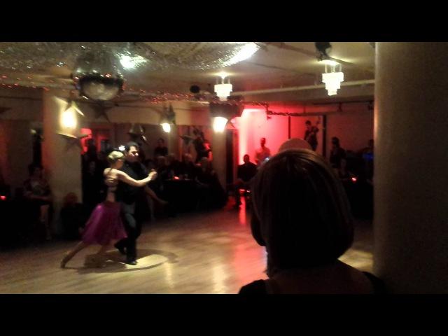 Argentine Tango:Paul Pellicoro Victoria - Plano Secuencia