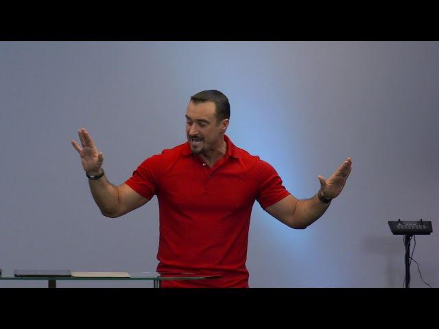 Пастор Андрей Шаповалов - Бого-достаточный (Portland)