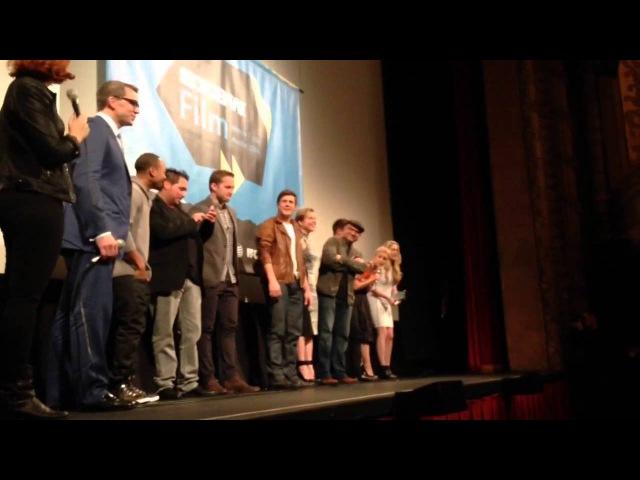 Veronica Mars Premiere SXSW 2014: Cast QA - 1/5