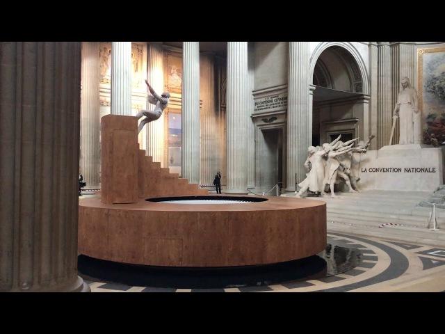 Механика истории. Иоанн Буржуа. Пантеон (Париж) -- 2017