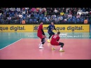 TOP 20 Best Volleyball Spikes by Sharone Vernon Evans | New Volleyball Star of the Canada