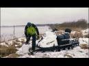 Заправка снегохода Stels Мороз передача Два Колеса Выпуск №100