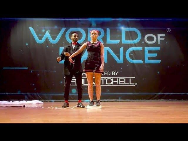 هذه الفتاة ليست من هذا العالم - رقص أروع من ا1604