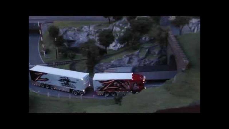 DC-Car Zorro Gigaliner