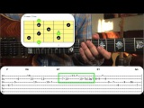 Jimmy Herring Lesson - Mississippi Half Step Guitar solo with Jazz is Dead