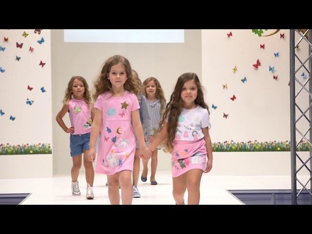 «CJF – Детская мода-2017. Осень». «Детский подиум»
