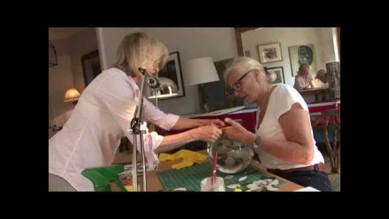 A Decoupage Masterclass With Jill Barnes Dacey