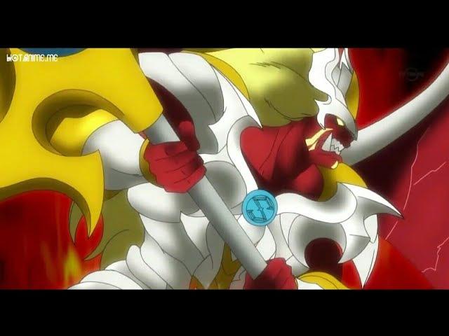 (Beyblade burst god amv) Spriggan Requiem true power