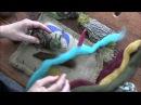 How to Needle Felt a Snail