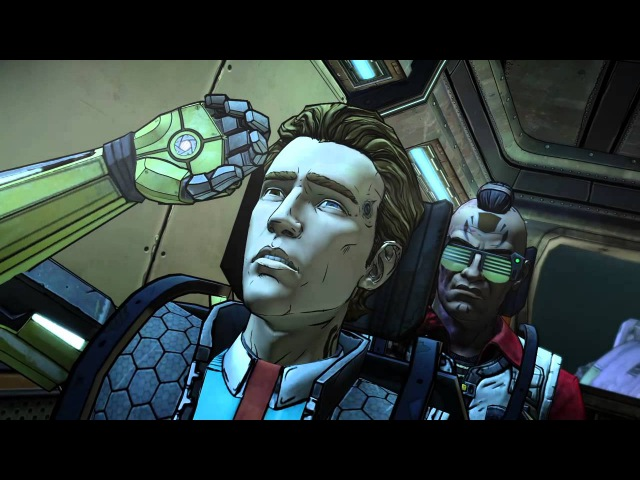 Tales from the Borderlands Episode 4 Opening Credits and Song