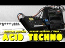 Elektron Digitone / Avalon Bassline / NAVA : acid techno