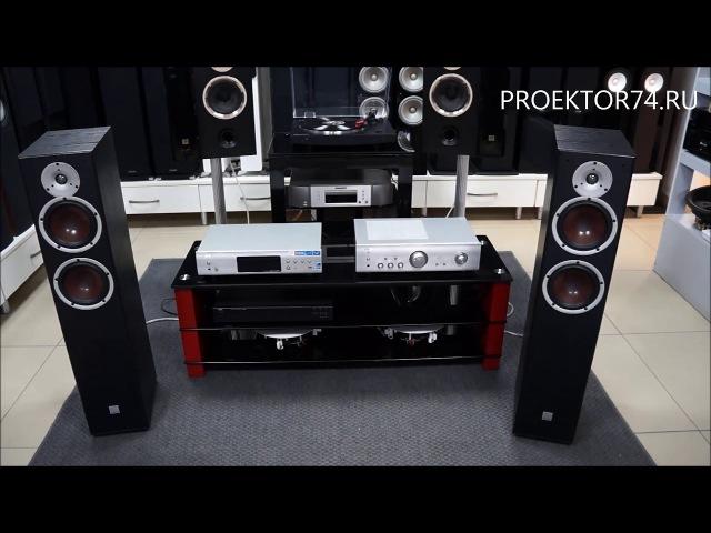 Прослушивание винилового проигрывателя Audio-Technica AT-LP3