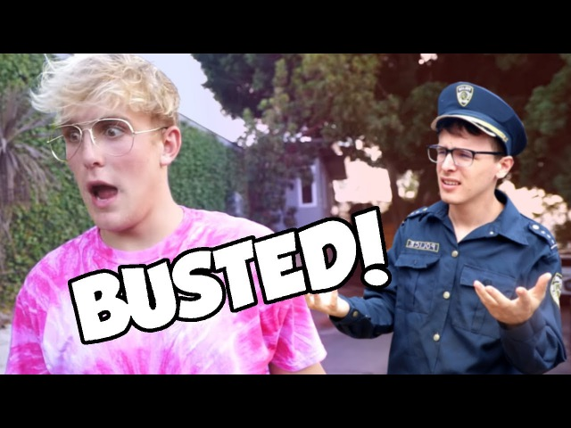 Content Cop - Jake Paul(actually it's ricegum, but, still, watch this, this is AMAZING FUCKING GOOD CONTENT BOUNCIN ON MY BOYS DICK FOR HOURS111)