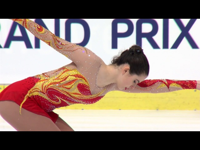 Katarina KITAROVIC CRO- Ladies Short Program ZAGREB 2017