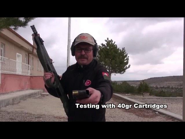 Uzkon UNG-12 Test