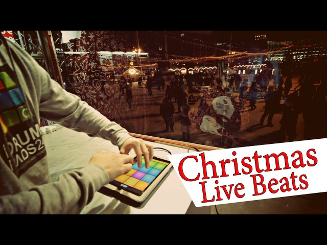 Drum pads 24   Christmas Live Beats 2017 pt 1