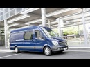 Mercedes Benz Sprinter 316 Bluetec LWB LH2 Van Br 906 '2013–