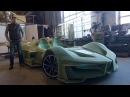 БЭТМОБИЛЬ СВОИМИ РУКАМИ 1 серия Self made Batmobile RV project 'nvj bkm cdjbvb herfvb 1 cthbz self made batmobile rv pr